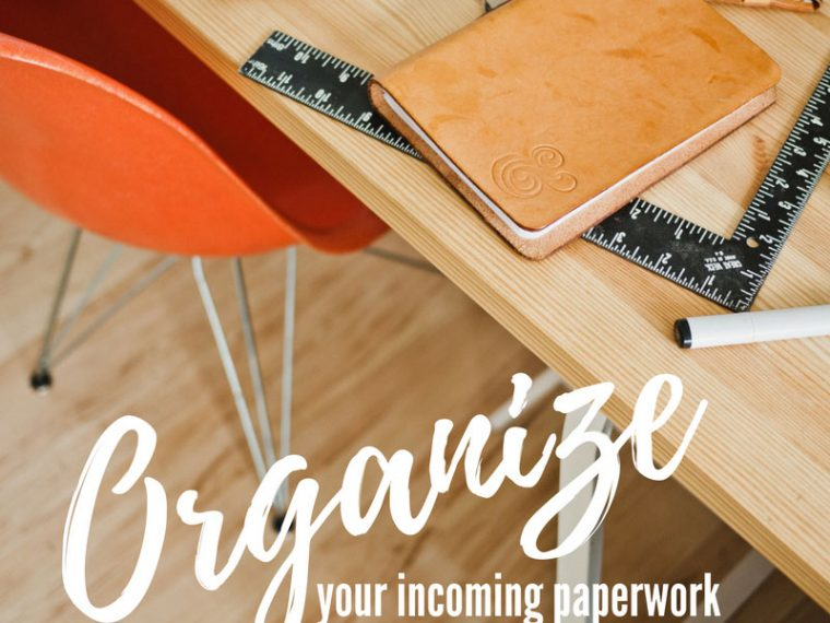 The Art of Love & Money Organize Your Financial Paperwork
