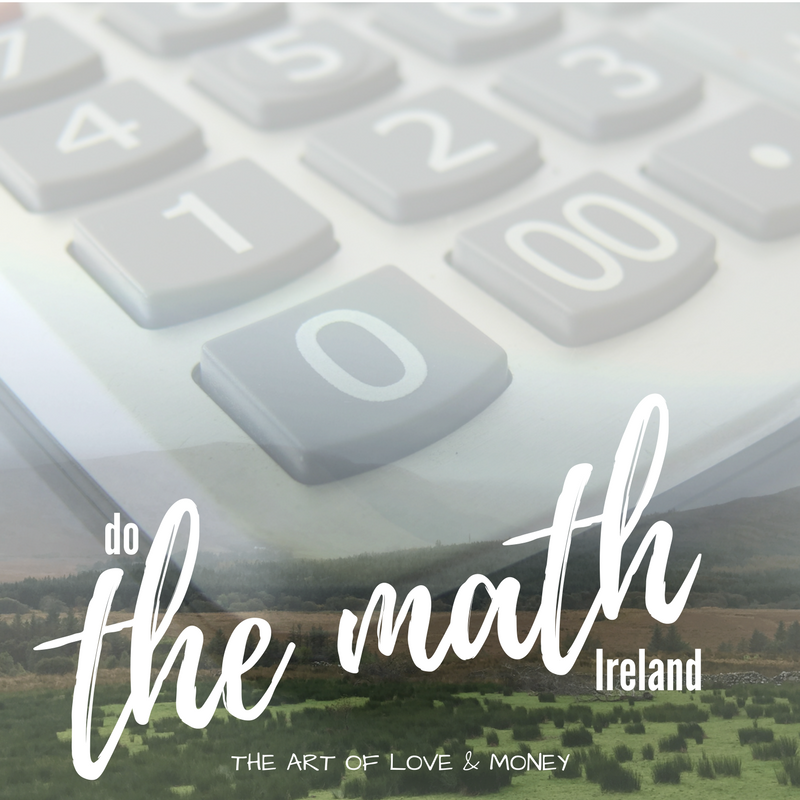 The Art of Love & Money - Ireland - Do the Math