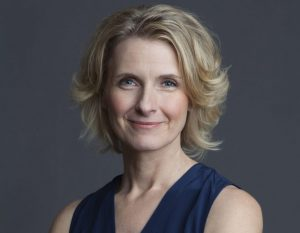Elizabeth Gilbert, author facial photo