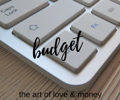 the-art-of-love-and-money-budget-with-silver-keyboard