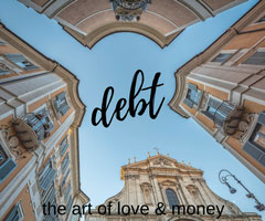 the-art-of-love-and-money-debt-tall-ornate-buildings-blue-sky